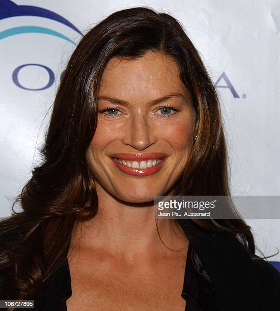 Carre Otis during Senator Hillary Rodham Clinton Honored at The 1st Annual Oceana Partners Award Dinner at Century Plaza Hotel in Century City...