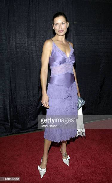 Carre Otis during Sounds of the Sacred Songs of The Earth Awards Gala September 15 2005 at Los Angeles in Los Angeles California United States