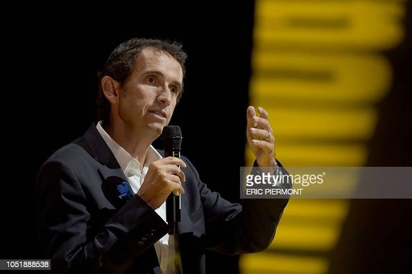 carrefour u0026 39 s ceo alexandre bompard addresses the bpifrance  u0026 39 inno    news photo