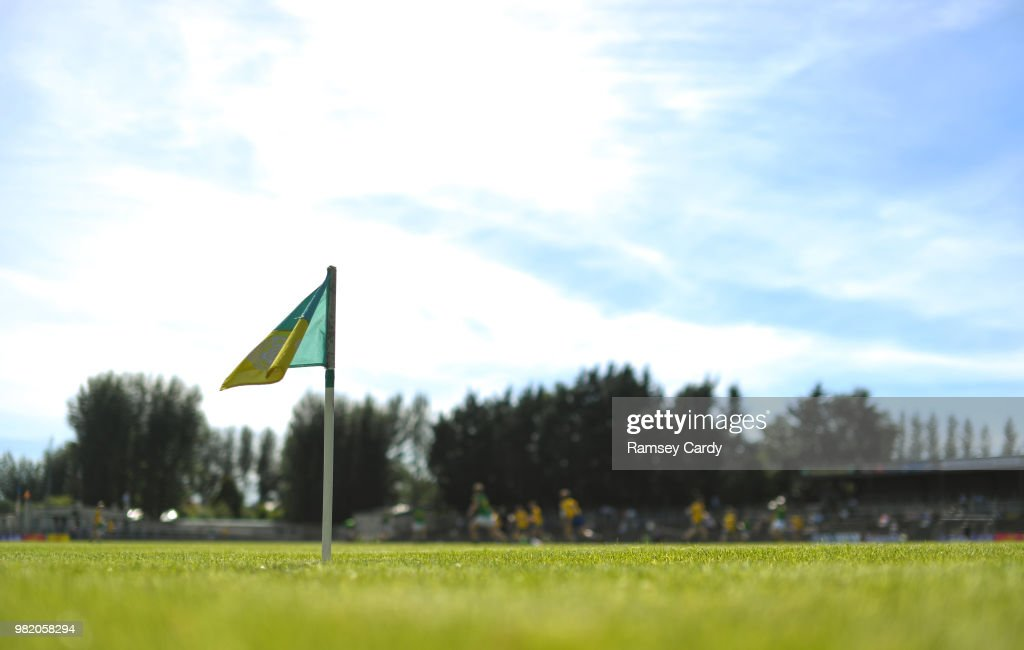 Leitrim v Louth - GAA Football All-Ireland Senior Championship Round 2