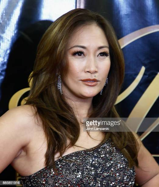 Carrie Ann Inaba attends the 2017 One Night With The Stars benefit at the Theater at Madison Square Garden on December 4 2017 in New York City