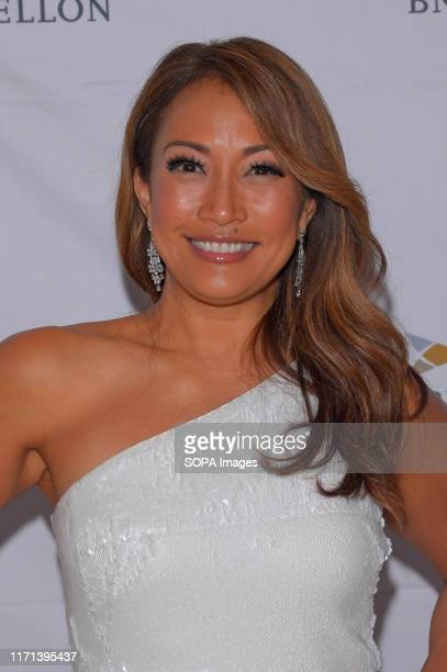 Carrie Ann Inaba attends the 8th Annual New York City Ballet Fall Fashion Gala at David H. Koch Theater, Lincoln Center.