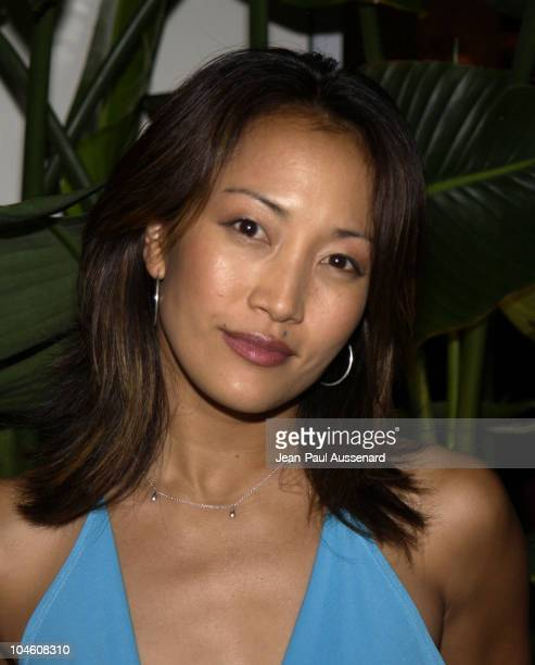 Carrie Ann Inaba during 'A List' Party Night at Le Meridien at Le Meridien Hotel in Beverly Hills California United States