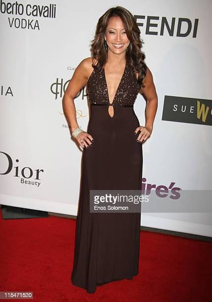 Carrie Ann Inaba during Sharon Stone and Kelly Stone Host the First Annual Planet Hope 'Class Of Hope Prom 2007' Charity Benefit at Sportsmen's Lodge...