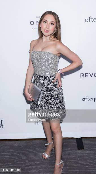 Carrie Berk attends The Daily Front Row 7th Fashion Media Awards at The Rainbow Room at Rockefeller Center