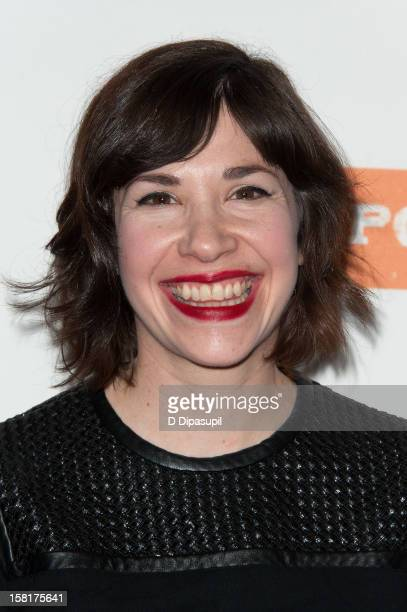 """Carrie Brownstein attends IFC's """"Portlandia"""" season 3 premiere at the American Museum of Natural History on December 10, 2012 in New York City."""