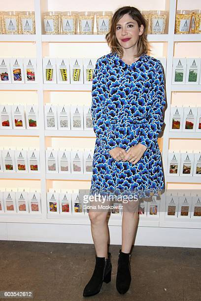 Carrie Brownstein attends 'The Realest Real' A Film by Carrie Brownstein presented by KENZO at The Metrograph on September 12 2016 in New York City