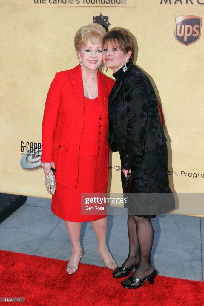 A Celebrity Roast of Jane Fonda - Benefitting the Georgia Campaign for Adolescent Pregnancy Prevention (G-CAPP) - Arrivals : News Photo
