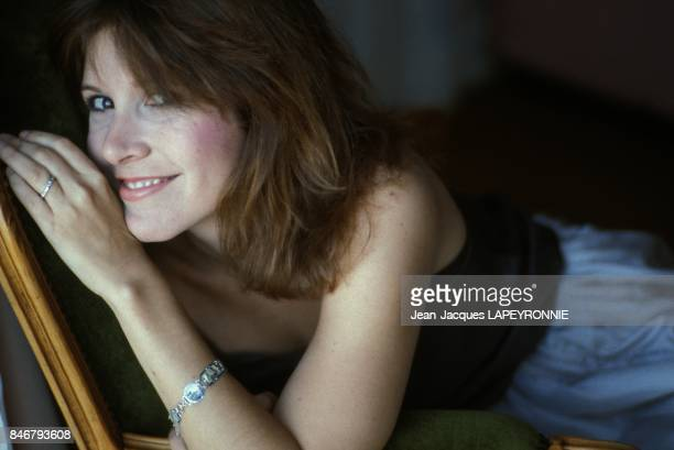 Carrie Fisher le 20 septembre 1983 en France