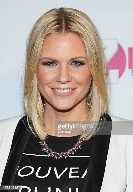 Carrie Keagan attends the 3rd Annual Rock the Schools Concert supporting the VH1 Save The Music Foundation at Gramercy Theatre on December 5, 2013 in...