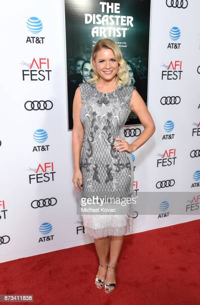 Carrie Keagan attends the screening of 'The Disaster Artist' at AFI FEST 2017 Presented By Audi on November 12 2017 in Hollywood California