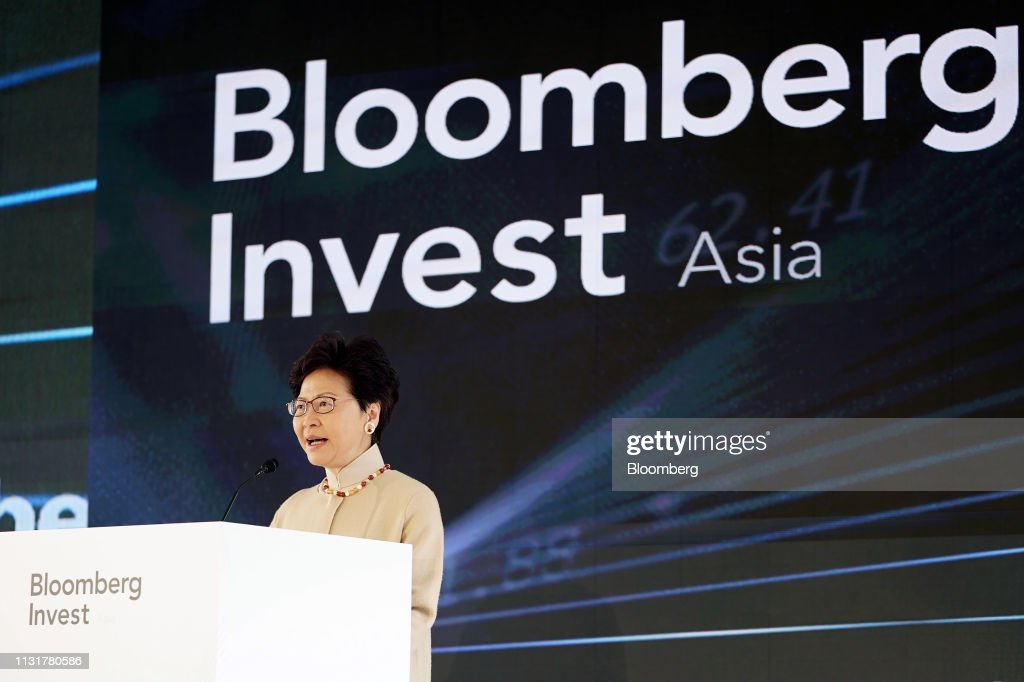 HKG: Key Speakers At The Bloomberg Live Invest Asia Forum