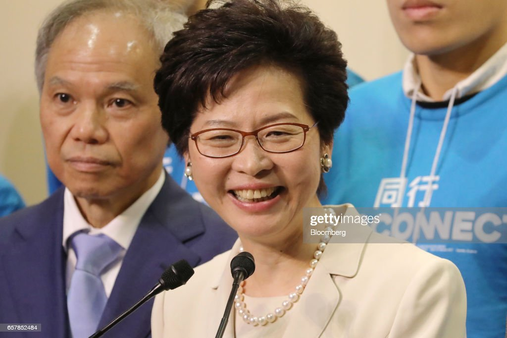 Hong Kong's Chief Executive Election