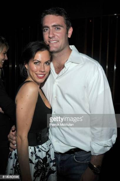 Carrie Lee Riggins and Charlie Wiggins attend COLUMBIA PICTURES THE CINEMA SOCIETY host the after party for THE SOCIAL NETWORK at Gansevoort Park...
