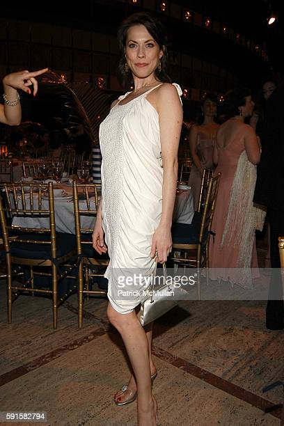 Carrie Lee Riggins attends New York City Ballet Dance With the Dancers at New York State Theater on June 13 2005 in New York City
