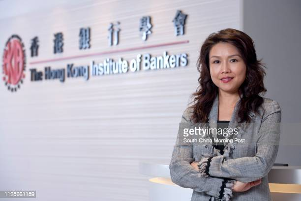 Carrie Leung Kalai CEF of The Hong Kong Institute of Bankers 27SEP13