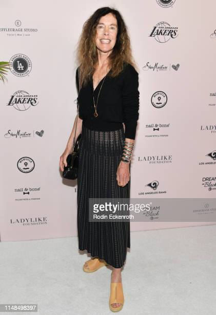 Carrie Odell attends The LadyLike Foundation's 11th Annual Women of Excellence Luncheon at The Beverly Hilton Hotel on May 11 2019 in Beverly Hills...