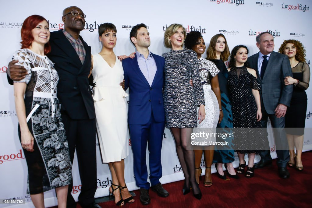 """The Good Fight"" World Premiere"