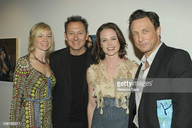 Carrie Preston Michael Emerson Sprague Grayden and Dr Randal Haworth