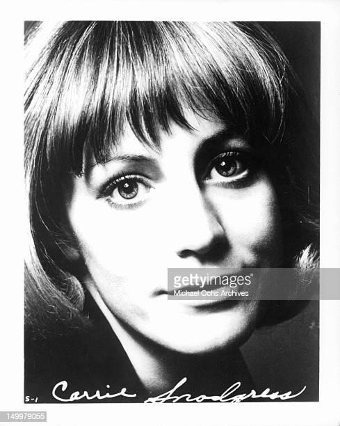 Carrie Snodgress circa 1976