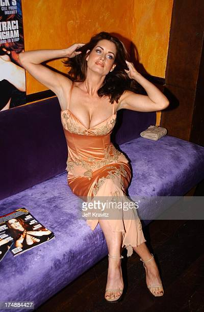 Carrie Stevens during Tongue Magazine Party at Barfly at Barfly in Los Angeles California United States