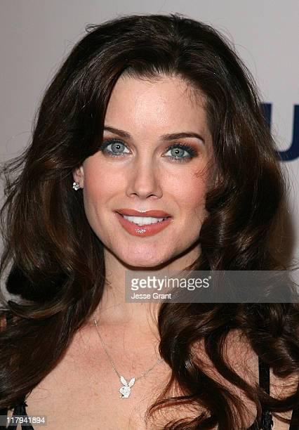 Carrie Stevens during Urban Health Institute's 2006 Celebrity Poker Tournament and Casino Night at The Playboy Mansion at The Playboy Mansion in...