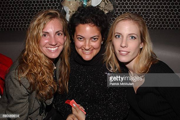 Carrie Tahler Jodi Stone and Tara Bruno attend Fundraiser to help the victims of the tsunami in Southeast Asia with proceeds going to The AmeriCares...