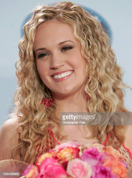 Carrie Underwood American Idol Season Four winner