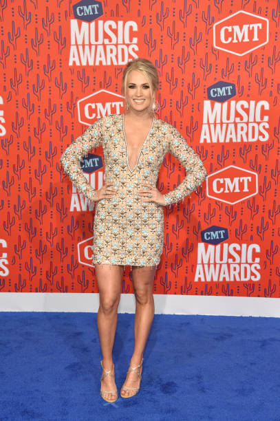 TN: 2019 CMT Music Awards - Arrivals