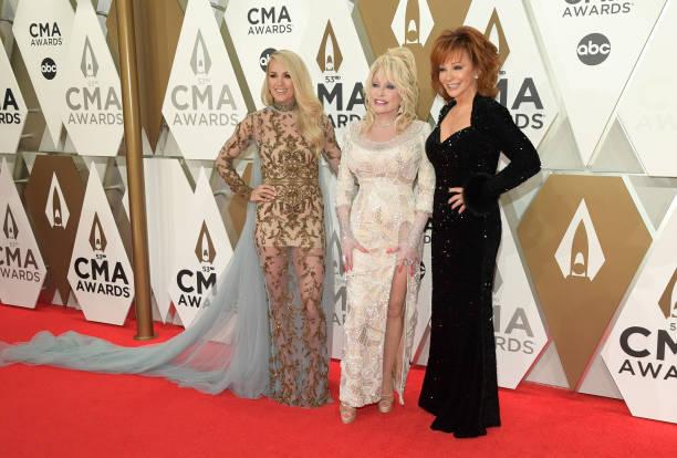 TN: The 53rd Annual CMA Awards - Arrivals