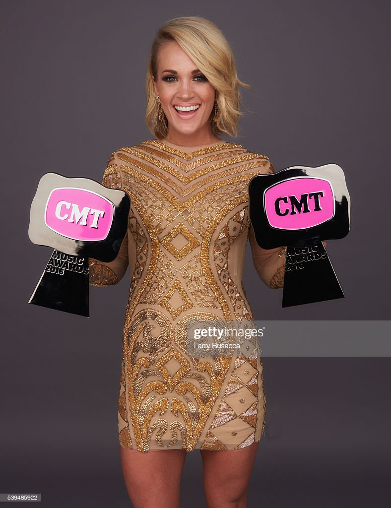 2016 CMT Music Awards - Portraits : News Photo