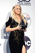 los angeles ca carrie underwood winner