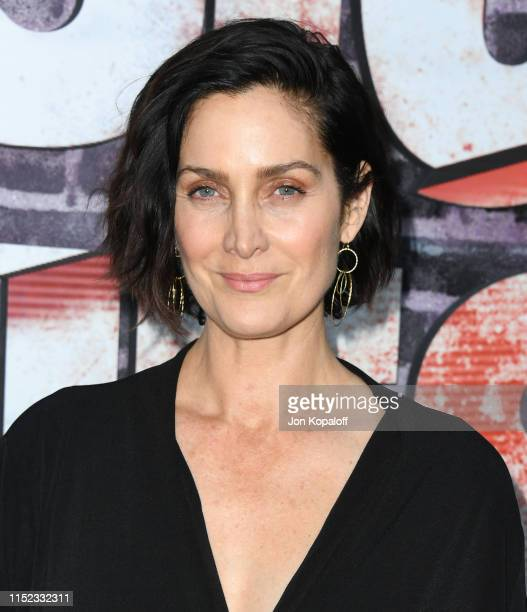 CarrieAnne Moss attends the Special Screening Of Netflix's Jessica Jones Season 3 at ArcLight Hollywood on May 28 2019 in Hollywood California