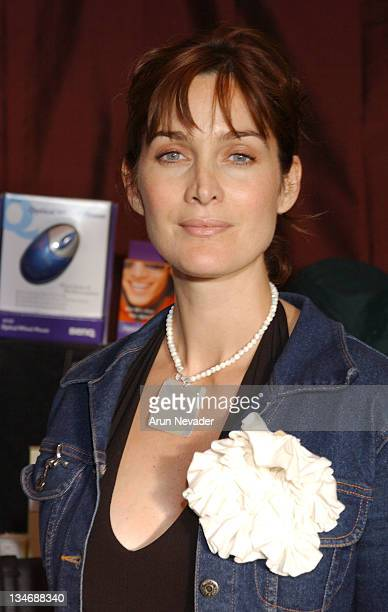 CarrieAnne Moss during The 18th Annual IFP Independent Spirit Awards Official Talent Gift Bag Produced by On 3 Productions at Santa Monica Beach in...