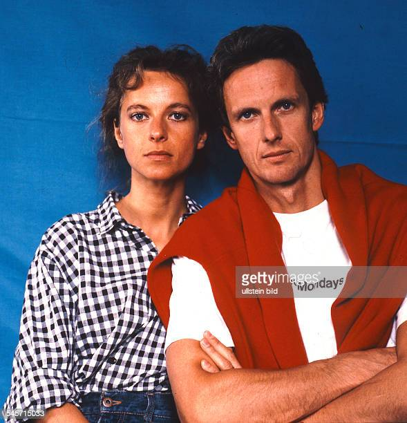 Carriere Mathieu Actor Germany with his sister MAreike
