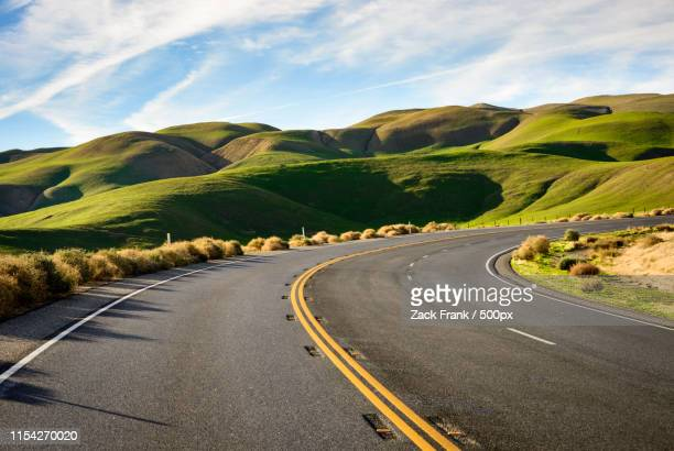 carrizo plain national monument - san andreas fault stock pictures, royalty-free photos & images