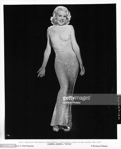 Carroll Baker publicity portrait for the film 'Sylvia' 1964