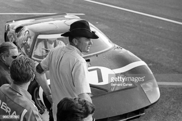 Carroll Shelby, 24 Hours of Le Mans, Le Mans, 20 June 1965.