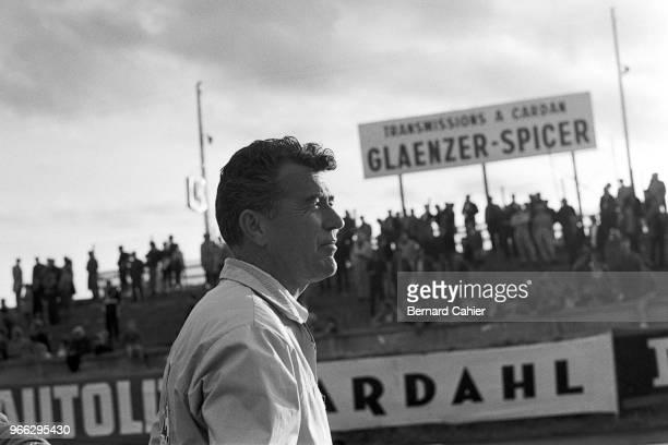 Carroll Shelby, 24 Hours of Le Mans, Le Mans, 22 June 1964.