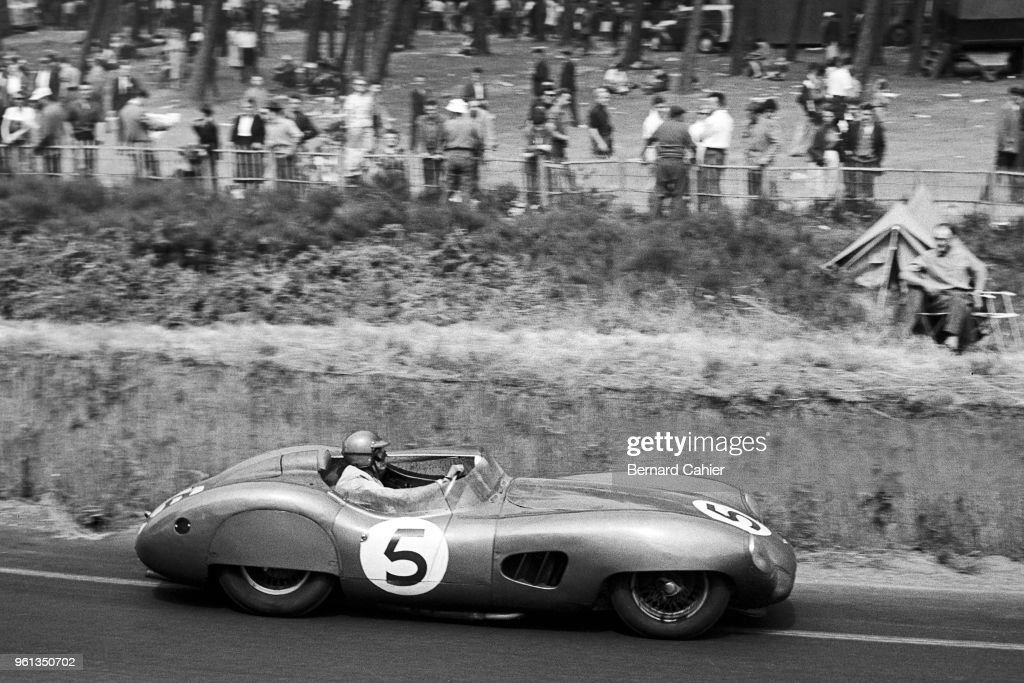 Carroll Shelby Aston Martin Dbr1 24 Hours Of Le Mans Le Mans 21 News Photo Getty Images