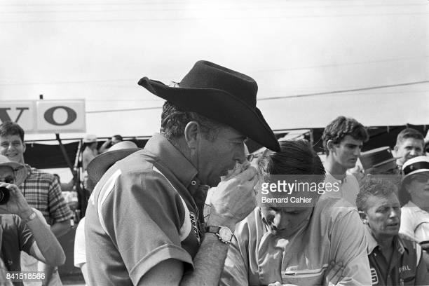 Carroll Shelby Bruce McLaren 12 Hours of Sebring Sebring 27 March 1965
