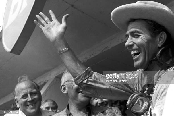 Carroll Shelby, Reg Parnell, 24 Hours of Le Mans, Le Mans, 21 June 1959.