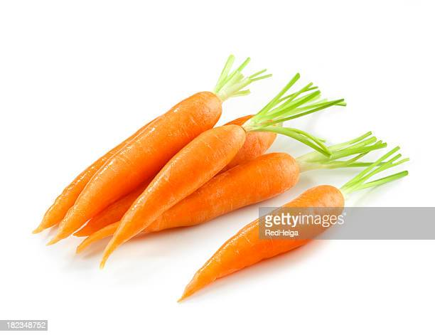 carrot heap without leafs - carrot stock pictures, royalty-free photos & images