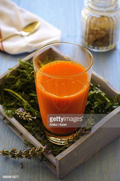 carrot juice - aniko hobel stock pictures, royalty-free photos & images