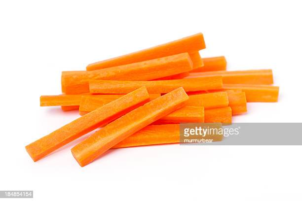 carrot sticks - carrot stock pictures, royalty-free photos & images