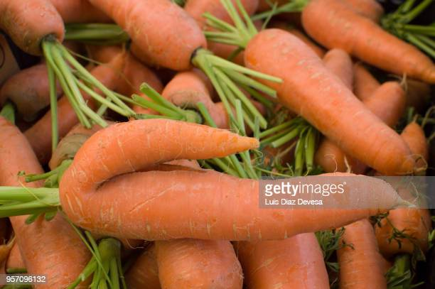 carrot with dildo shape