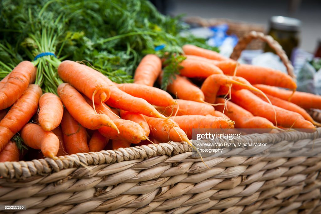 Carrots : Stock Photo