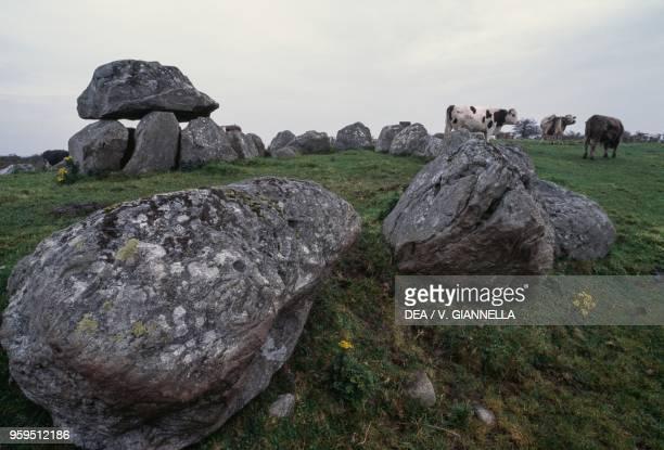 Carrowmore megalithic complex County Sligo Ireland ca 3700 BC
