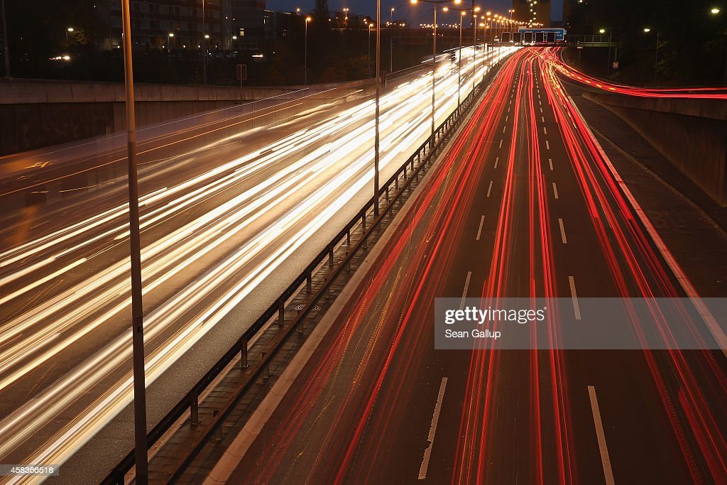 Germany Debates Highway Tolls Introduciton : News Photo