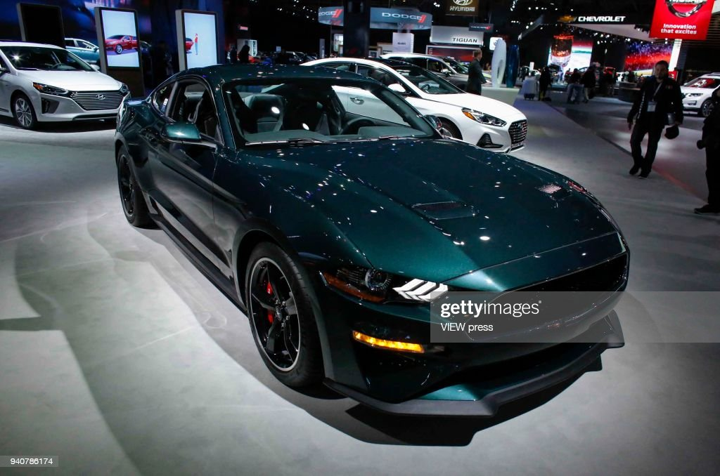 Annual New York International Auto Show Pictures Getty Images - Car show 2018 nyc